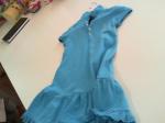 Vestitino Azzurro Ralph Lauren