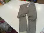 Pantalone Felpa Grigio  10