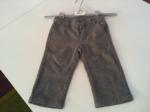 Pantalone Grigio Il Gufo 12ms