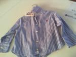 Camicia Righe Bimbo Brook 2 Anni