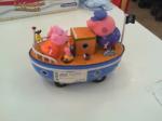 Barca Nonno Peppa Pig