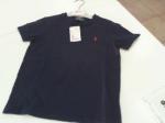 Maglietta Blu Bimbo Ralph Lauren 6 Anni