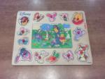 Puzzle Legno Pooh