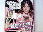 LIBRO VIOLETTA BEAUTY BOOK
