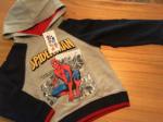 Felpa Spiderman 2/3 Anni