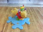 Winniw The Pooh Santa E Gira