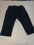 Pantaloni Bimbo 9 Mesi Blu