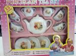 Gioco Set Tea Porcellana