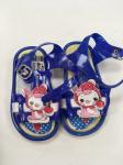 Sandaletti Bebè 15 Blu Con Coniglietti Che Suonano