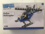 Gioco Helicopter Tipo Lego NUOVO