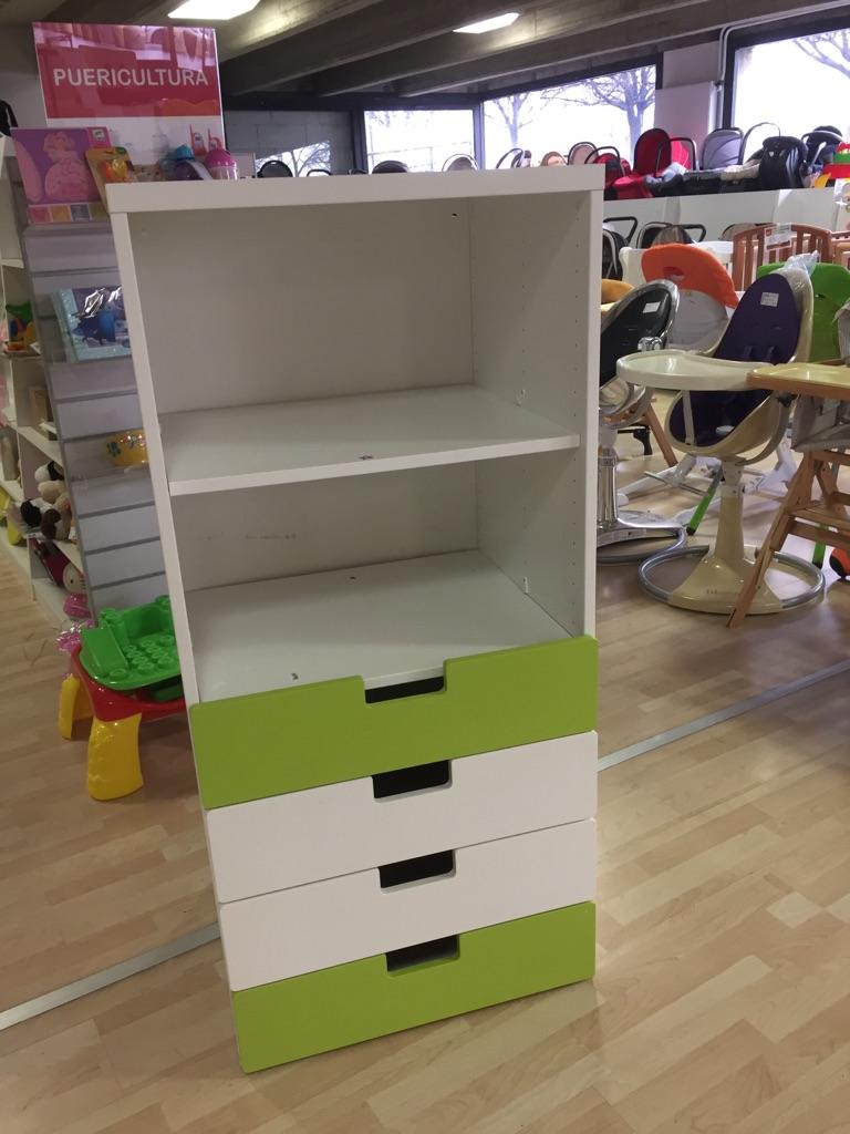 Cassettiera Per Armadio Ikea armadio cassettiera ikea stuva in vendita a baby bazar bergamo