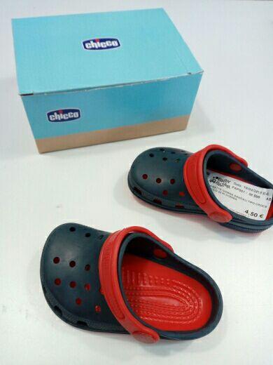 online retailer fb4cc c0497 Ciabatte Gomma Sandali Tipo Crocs Chicco 22 In Gomma in ...