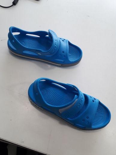 classic fit super cheap great fit Sandali Crocs Azzurre J 3 - Numero 35/36 in vendita a Baby ...