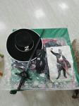 Vestito Carnevale Zorro 6/8 A