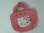 Borsa Peluches Hello Kitty