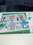 Gioco Puzzle Coucou-croco Djeco +18mesi