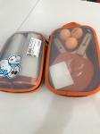 Gioco Set Ping-pong Portatile Da Tavolo