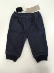 Pantaloni Bimbo 6/9 Mesi Benetton Nuovi Jeans