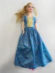Barbie Vestito Azzurro