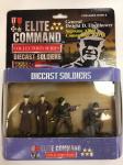 Soldatini In Metallo Elite Command Nuovi