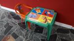 Gioco Tavolino Winnie The Pooh Con Sedia
