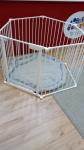 Box Babyden/park'a'kid Bianco