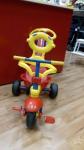 Smart Trike 3 In 1 Giallo Rosso Blu