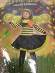 Costume Carnevale 4/6 Anni Bimba