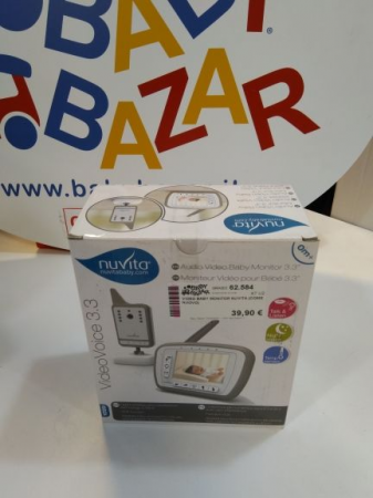 Video Baby Monitor Nuvita (come Nuovo)