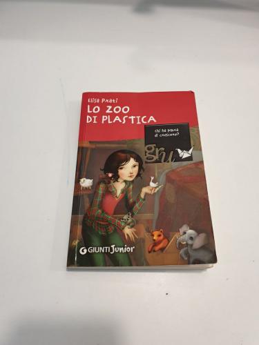 Libro Lo Zoo Di Plastica