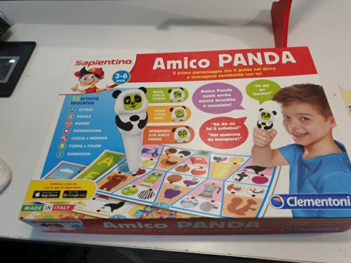 Gioco Sapientino Amico Panda