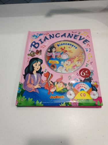 Libro Con Cd Biancaneve