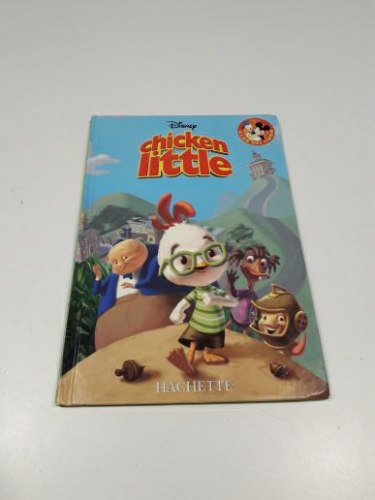 Libro Chicken Little