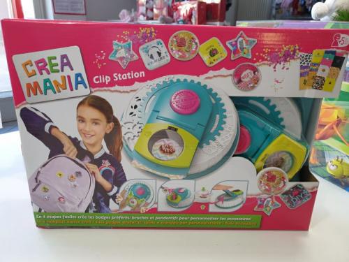 Nuovo Crea Mania - Crea Gadget E Ciondoli - Idea Regalo