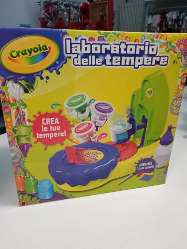 Crayola Laboratorio Delle Tempere