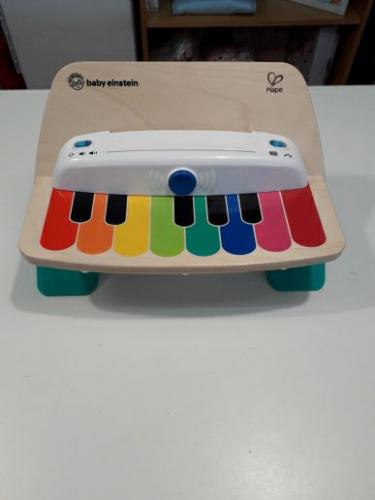 Baby Einstein Hape Magic Touch Piano, giocattolo musicale in legno