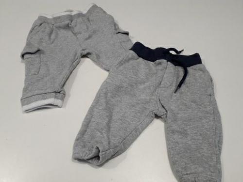 Pantaloni Felpati Bimbo 3 Mesi
