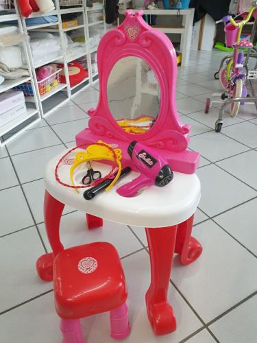 Specchiera Amore Mio Toeletta Con Accessori