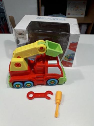 Gioco Camion Con Viti Avvitare
