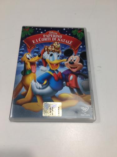 Dvd Paperino E I Corti Di Natale
