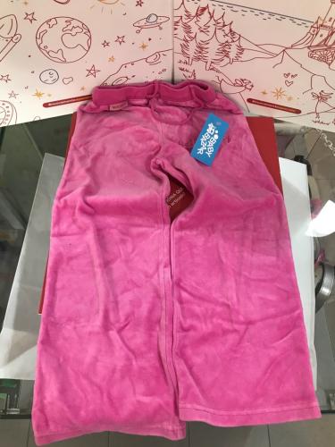 Pantalone Felpa Bimba Rosa 6 A Hello Kitty