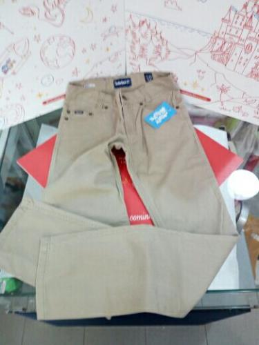Pantaloni Bimbo Beige 12 A Timberland