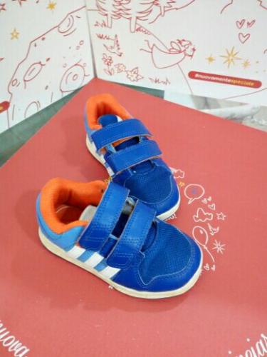 Scarpe Bluette N.25 Adidas