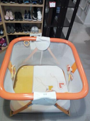 Box Quadrato Brevi Arancione