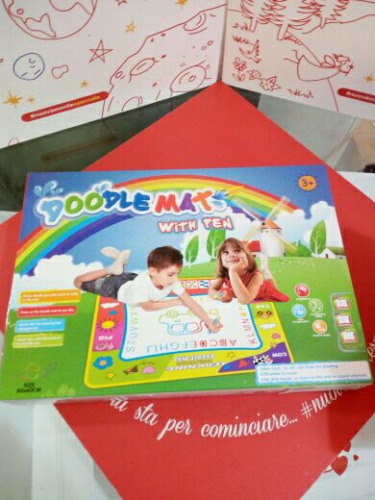 Gioco Doodlemat With Pen 3+