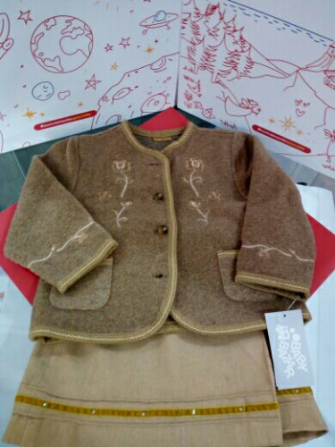 Completo Bimba Beige 2 A Mayoral