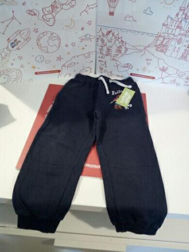 Pantaloni Bimbo Blu 5/6 A Disney