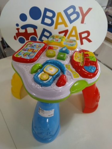 Tavolino Interattivo Baby Clementoni