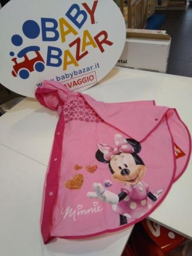 Mantella Pioggia Bimba Taglia 2 Disney