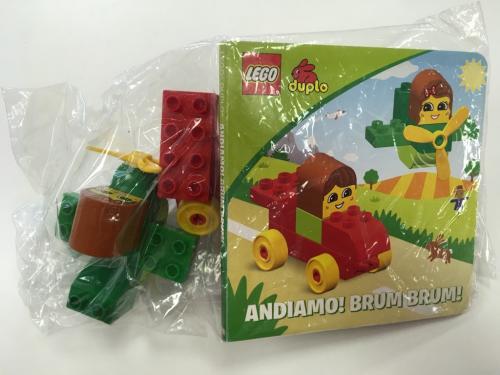 Lego Duplo Andiamo Brum Brum